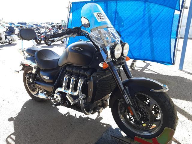 Salvage cars for sale from Copart Phoenix, AZ: 2014 Triumph Rocket III
