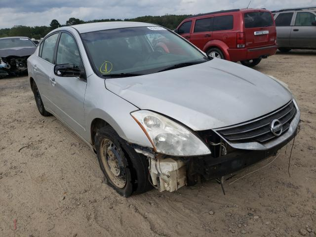Salvage cars for sale at Conway, AR auction: 2010 Nissan Altima