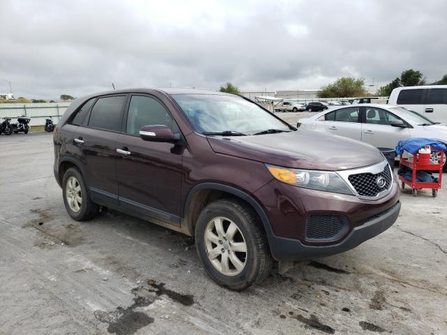 KIA salvage cars for sale: 2012 KIA Sorento BA