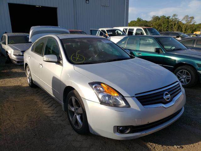 Nissan Vehiculos salvage en venta: 2007 Nissan Altima 3.5
