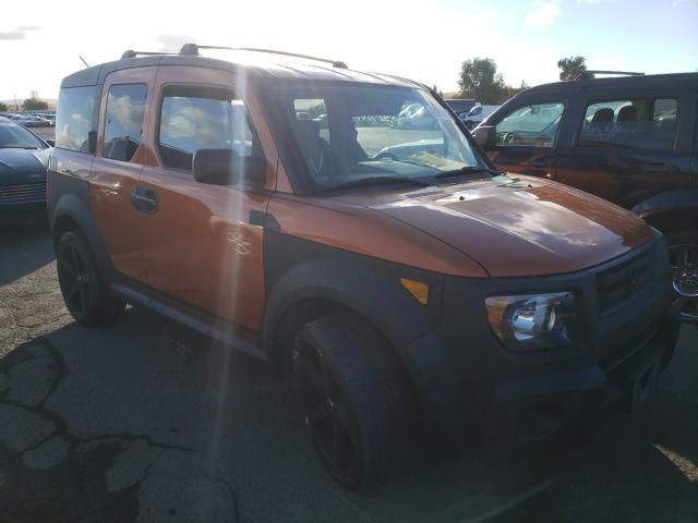 Vehiculos salvage en venta de Copart Martinez, CA: 2007 Honda Element LX