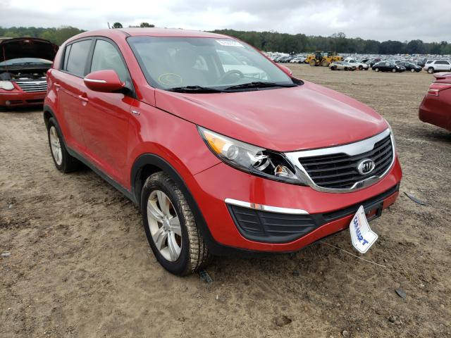 Salvage cars for sale at Conway, AR auction: 2012 KIA Sportage L