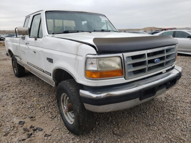 Ford F250 salvage cars for sale: 1994 Ford F250