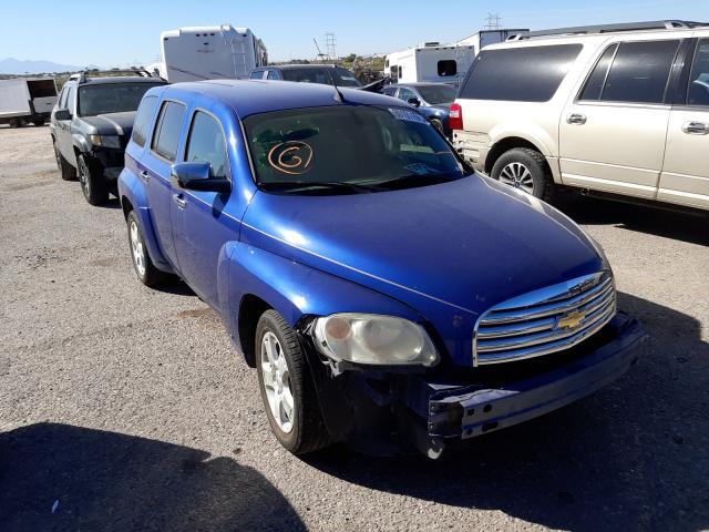 Salvage cars for sale at Tucson, AZ auction: 2006 Chevrolet HHR LT