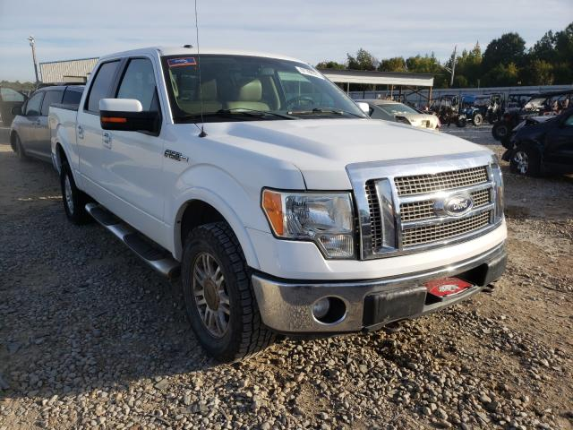 Salvage cars for sale from Copart Memphis, TN: 2010 Ford F150 Super