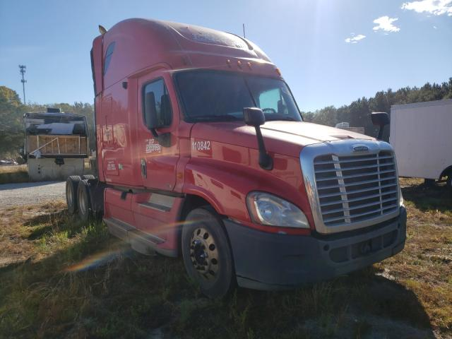 Salvage cars for sale from Copart Savannah, GA: 2011 Freightliner Cascadia 1