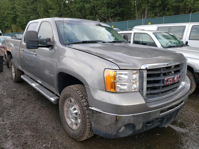Salvage trucks for sale at Graham, WA auction: 2009 GMC Sierra K25