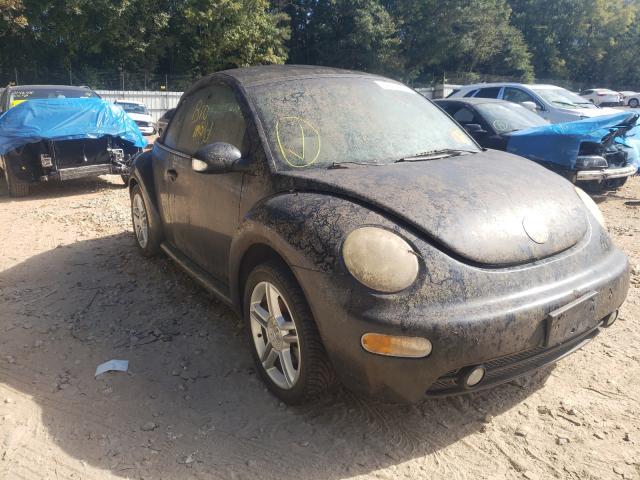 Vehiculos salvage en venta de Copart Austell, GA: 2005 Volkswagen New Beetle