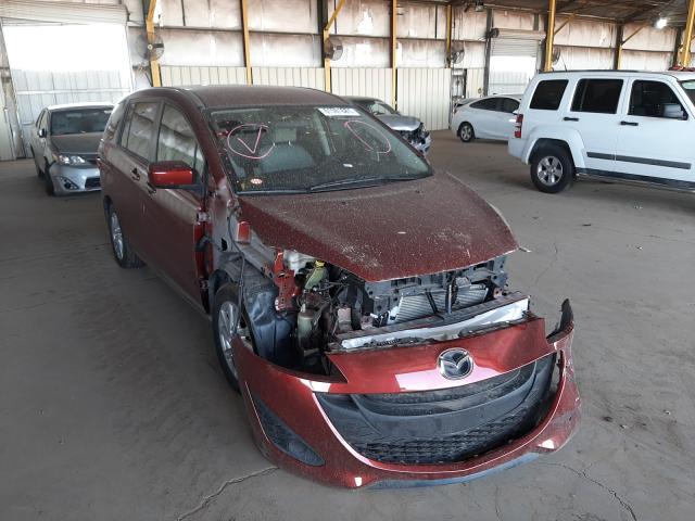 Mazda salvage cars for sale: 2012 Mazda 5