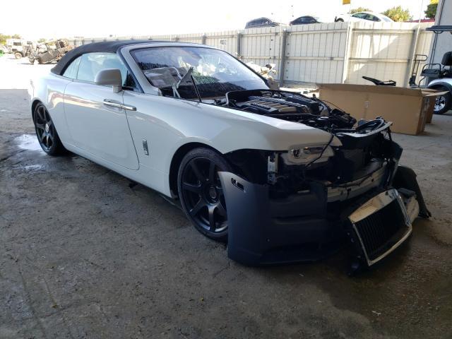 Rolls-Royce salvage cars for sale: 2020 Rolls-Royce Dawn Base