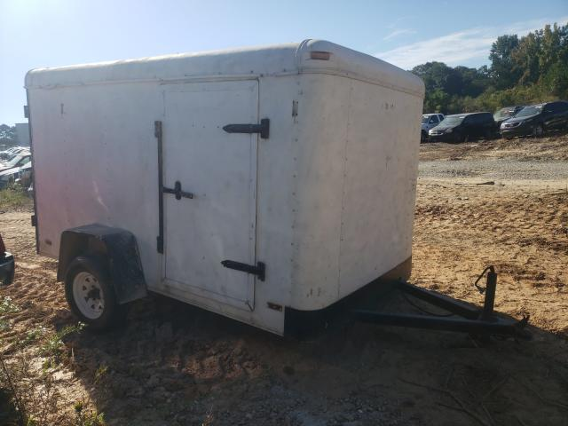 Pace American salvage cars for sale: 1999 Pace American Cargo Trailer