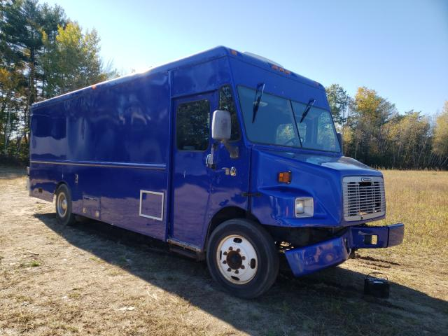 Salvage cars for sale from Copart Lyman, ME: 2003 Freightliner Chassis M