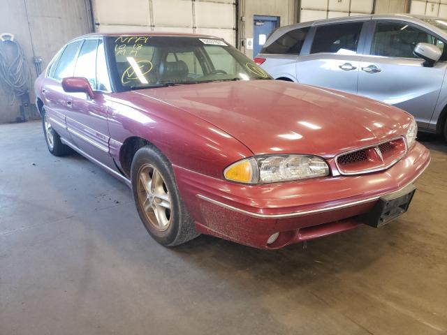 Pontiac Bonneville salvage cars for sale: 1997 Pontiac Bonneville