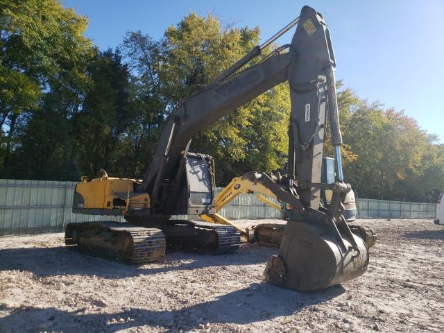 Salvage cars for sale from Copart China Grove, NC: 2008 Volvo Excavator