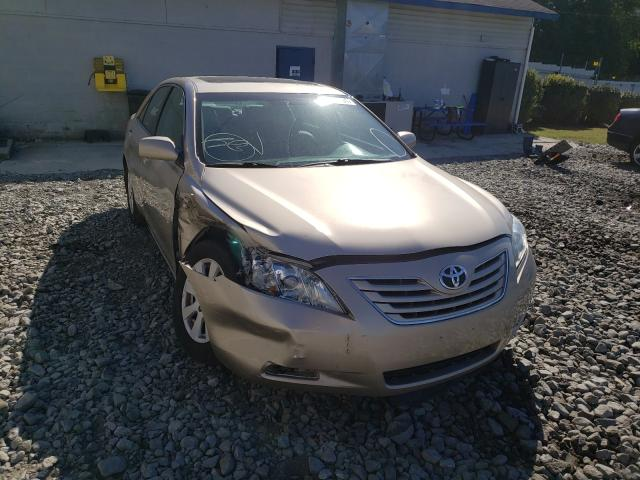 Salvage cars for sale from Copart Mebane, NC: 2008 Toyota Camry