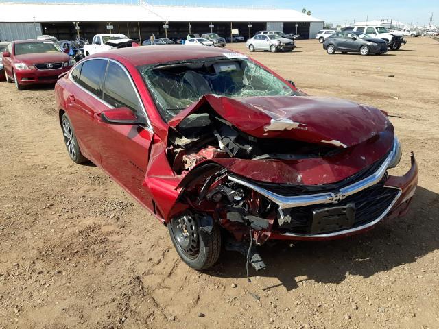 Salvage cars for sale at Phoenix, AZ auction: 2021 Chevrolet Malibu RS