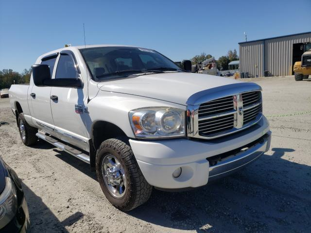 Salvage cars for sale from Copart Spartanburg, SC: 2009 Dodge RAM 2500