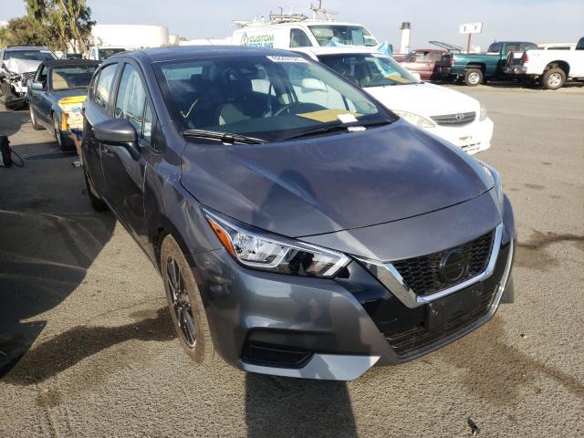 Vehiculos salvage en venta de Copart Martinez, CA: 2021 Nissan Versa SV