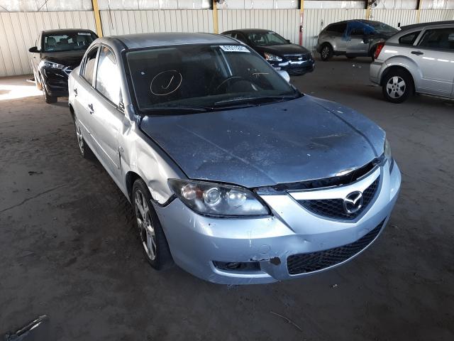 Mazda salvage cars for sale: 2008 Mazda 3 I