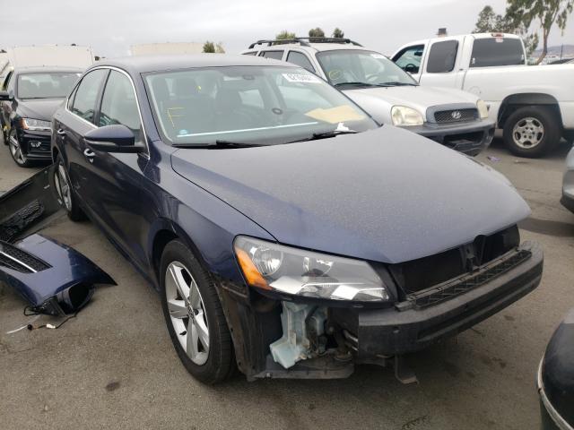 Vehiculos salvage en venta de Copart Martinez, CA: 2012 Volkswagen Passat SE