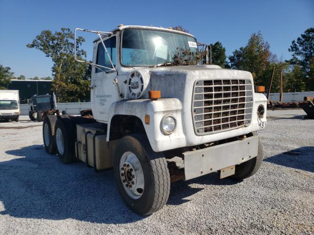 Ford N-SERIES L salvage cars for sale: 1986 Ford N-SERIES L