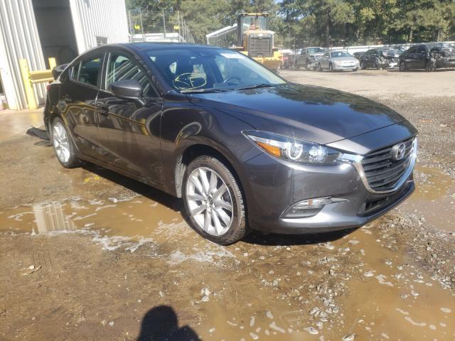 Vehiculos salvage en venta de Copart Austell, GA: 2017 Mazda 3 Touring