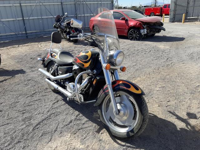Salvage motorcycles for sale at Las Vegas, NV auction: 2007 Honda VT1100 C2