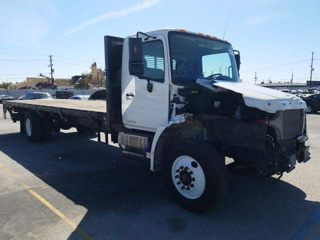 Salvage cars for sale from Copart Sun Valley, CA: 2019 Hino 268