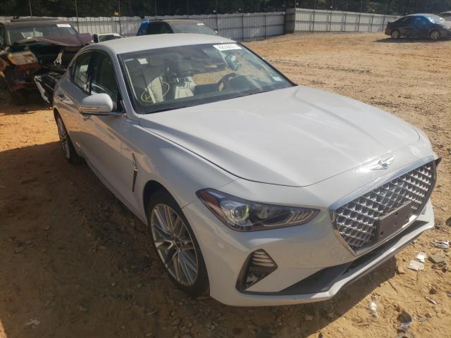 Vehiculos salvage en venta de Copart Austell, GA: 2020 Genesis G70