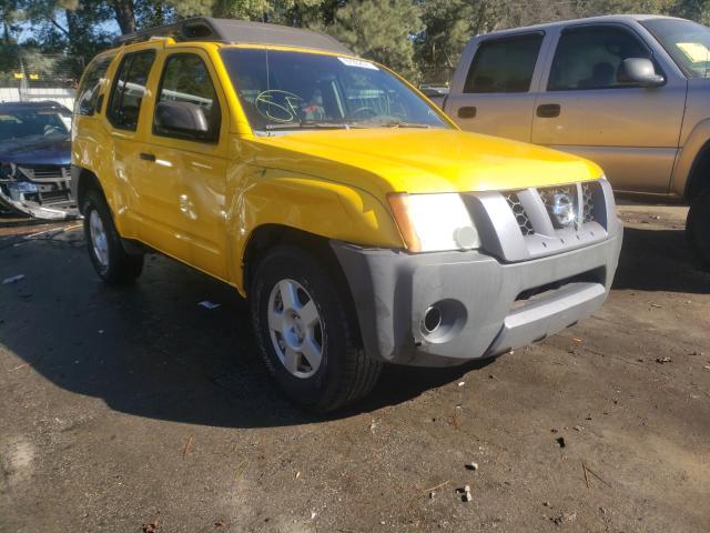 Vehiculos salvage en venta de Copart Austell, GA: 2007 Nissan Xterra OFF