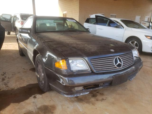 Mercedes-Benz salvage cars for sale: 1993 Mercedes-Benz 500 SL