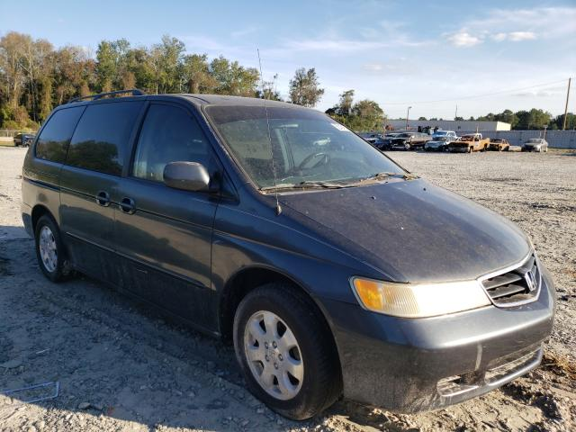 Honda Odyssey salvage cars for sale: 2004 Honda Odyssey
