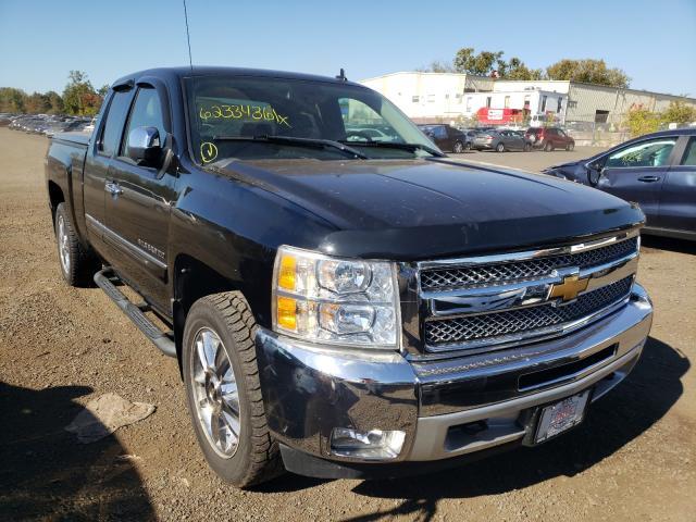 Chevrolet Silverado Vehiculos salvage en venta: 2012 Chevrolet Silverado