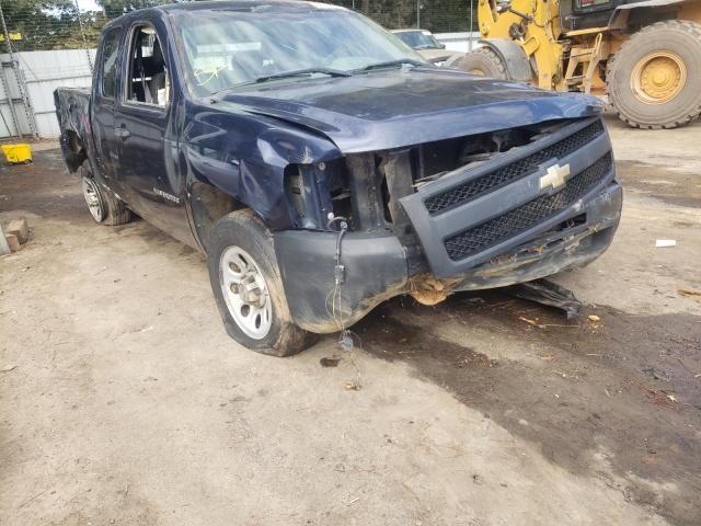 Vehiculos salvage en venta de Copart Austell, GA: 2011 Chevrolet Silverado