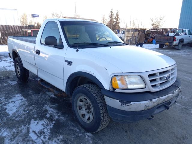 Ford F250 salvage cars for sale: 1999 Ford F250