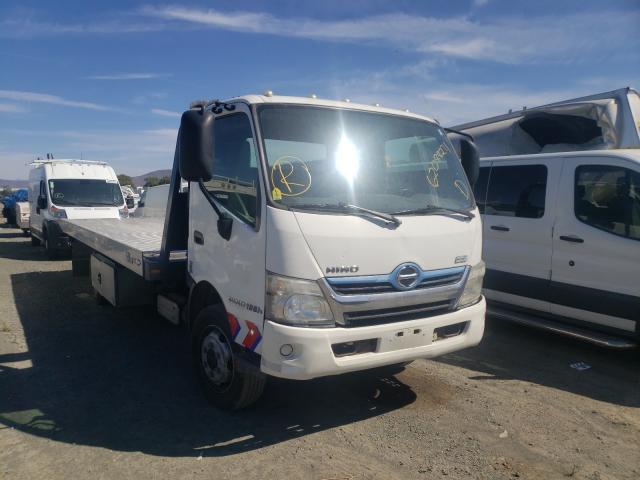 Hino 195 salvage cars for sale: 2014 Hino 195