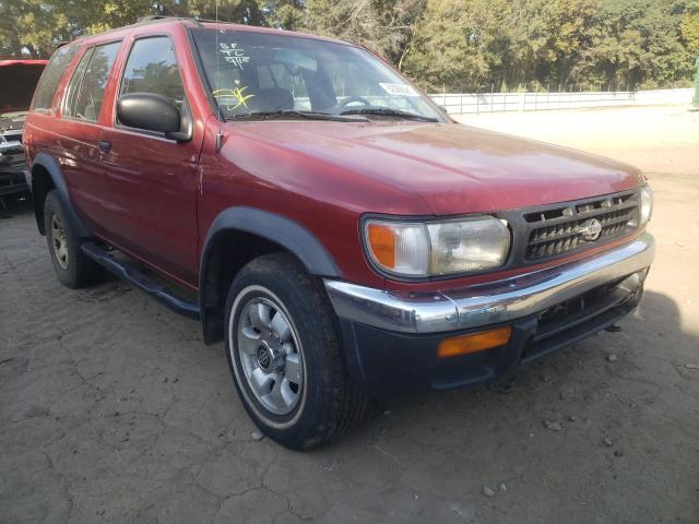 Vehiculos salvage en venta de Copart Austell, GA: 1998 Nissan Pathfinder