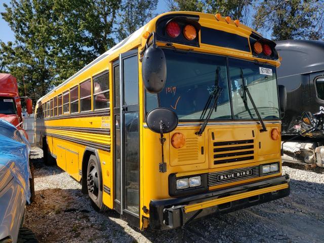 Blue Bird salvage cars for sale: 2009 Blue Bird Bus