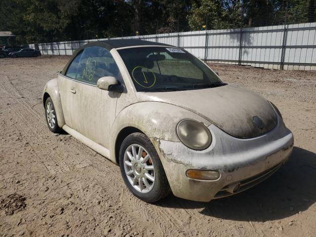 Vehiculos salvage en venta de Copart Austell, GA: 2004 Volkswagen New Beetle
