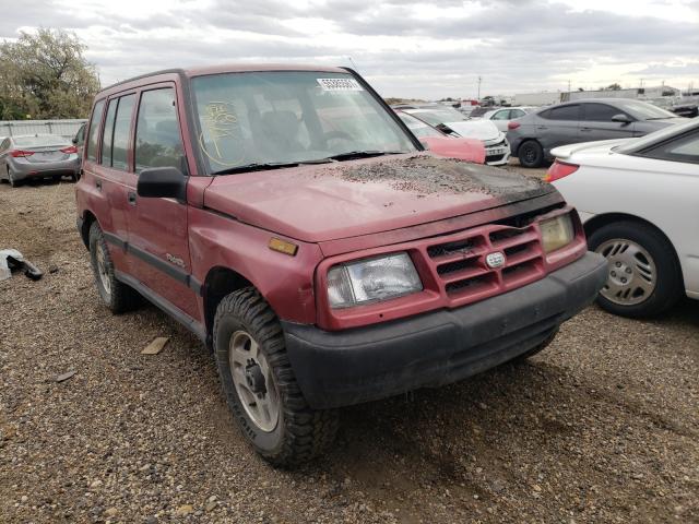 GEO Tracker salvage cars for sale: 1997 GEO Tracker