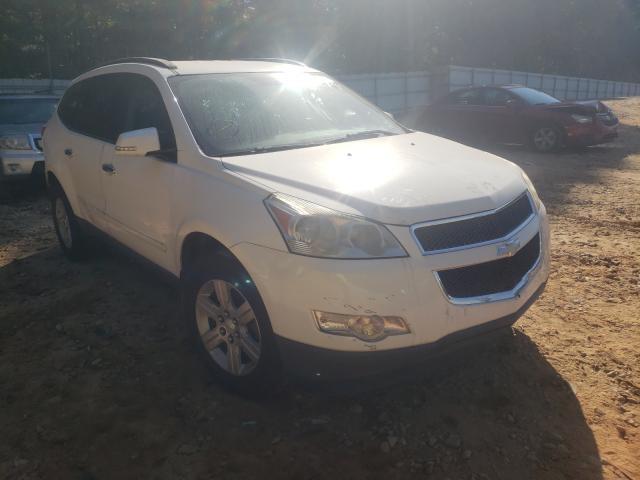 Vehiculos salvage en venta de Copart Austell, GA: 2011 Chevrolet Traverse L