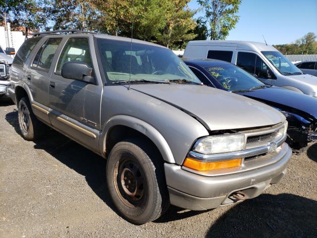 Chevrolet Blazer salvage cars for sale: 2004 Chevrolet Blazer