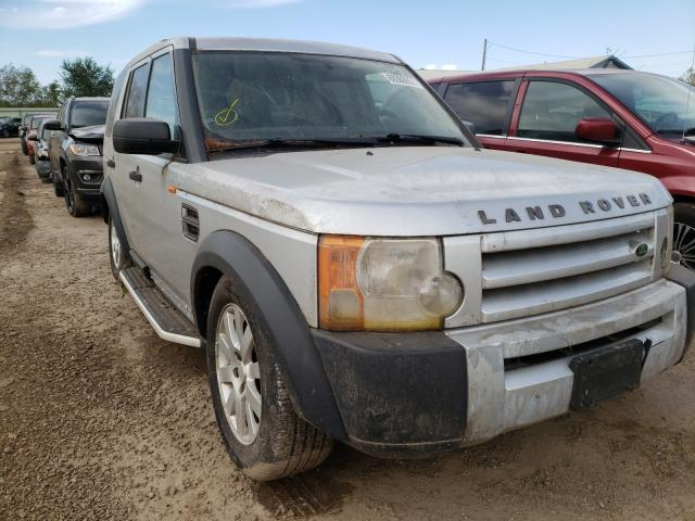 Land Rover LR3 salvage cars for sale: 2005 Land Rover LR3