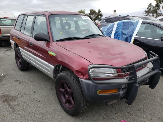 Vehiculos salvage en venta de Copart Martinez, CA: 1996 Toyota Rav4
