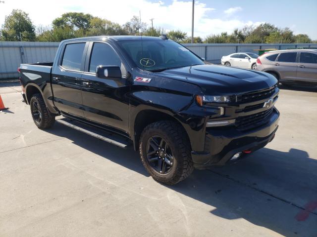 2021 Chevrolet Silverado en venta en Wilmer, TX