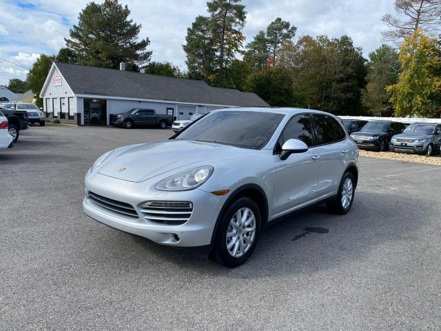 Porsche Cayenne salvage cars for sale: 2012 Porsche Cayenne