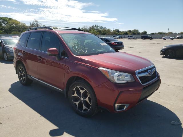 Vehiculos salvage en venta de Copart Wilmer, TX: 2016 Subaru Forester 2