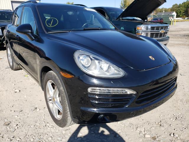 Porsche Cayenne salvage cars for sale: 2014 Porsche Cayenne