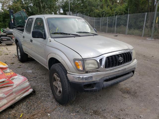 2003 Toyota Tacoma DOU en venta en Baltimore, MD