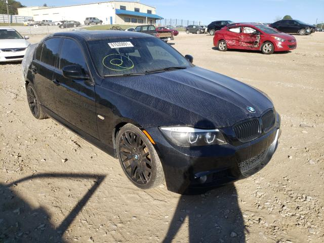 BMW salvage cars for sale: 2010 BMW 335 I